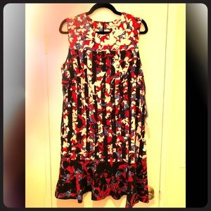NWT Peter Pilotto Floral Dress